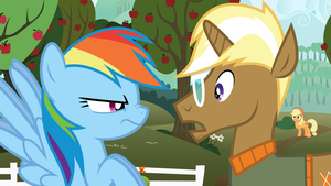 Confrontation by RainbowDerp98