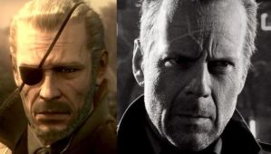 Bruce Willis is Big Boss ? by jinwylie