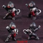 Zombie Ninja grappling hook 6 by Undead-Art