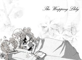 The weepping Llily by thalion-lie
