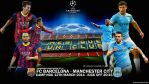Fc Barcelona - Manchester City by jafarjeef