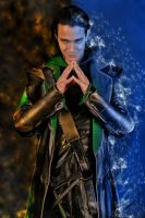 Loki by Almost-Human-Cosband