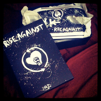 Rise against Shoes by MonteyRoo