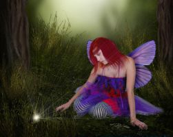 Forest Fae by Paigesmum