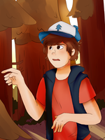 Dipper by FrenchiestToast
