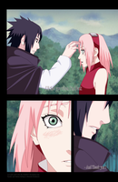 SasuSaku I'll See You When I'm Back by Sarah927