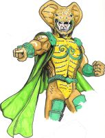 Serpentor by bat1248