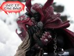 Spawn Says Get in the bag - 2 by SurfTiki