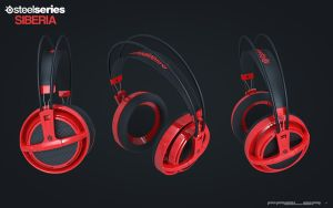Steelseries Siberia by Fabler-3Dworks