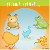 Piccoli Animali by libros by libros