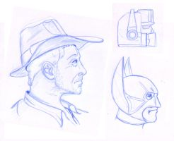 Legends and Icons by NezumiWorks