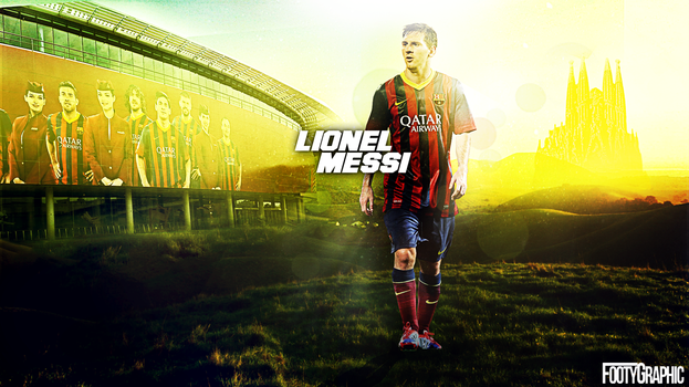 Messi2 by Footygraphic
