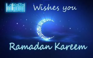 Lakaza wishes you a ramadan kareem by RizenDukhan