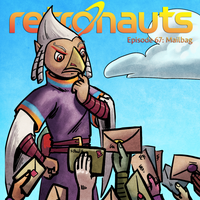 Retronauts Cover 8: Mailbag by P5ych