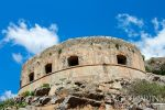 A Tower in Spinalonga by sergiomartins