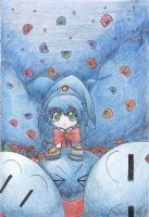 dropping of the puni by hayami-chan587