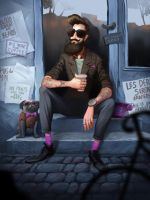 Hipster by gorec