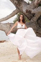 white dress 5 by photoplace