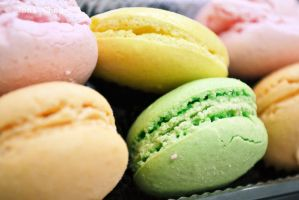 Fun with Macaroons by OrderlyInsanity