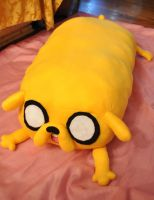 Jake the Pillow by Lexiipantz