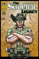 Cover to Soldier Legacy issue2 by pmason83