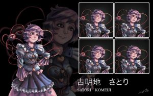 13's RPG Project: Satori Komeiji by Zucreelo
