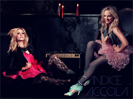 Blend Candice Accola by PiccolaPerSempre