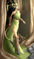 Mother of Earth [Alarath][Contest Piece] by Salforia