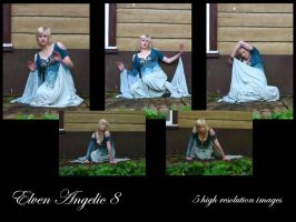 Elven Angelic 8 stock pack by Mithgariel-stock