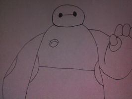 Baymax by Kailie2122