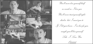 Niall: Little Things by iluvlouis