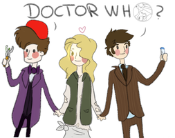 .:doctor who?:. by catpain