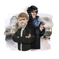 Sherlock Final by jonpinto