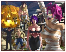Happy Halloween by xenocracy