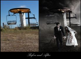 tHE hAPPY cOUPLE mARRIED sEPT 21 by rsiphotography