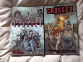 Crossed Comic Book Volume 1-2 by extraphotos