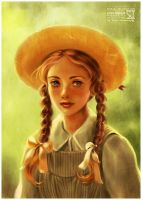 Anne of Green Gables by daekazu