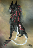 God of Life/Death - Morgul Wolf Design Contest by SonsationalCreations