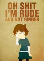 Not Ginger by whosname