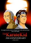 The Karate Kid 30th Anniversary Tribute by WhiteLionWarrior