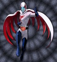 Wallpaper Gatchaman by Nyrlath