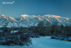 Cold Mountain Tops by mjohanson