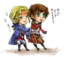 APH Spain and France by aomarine