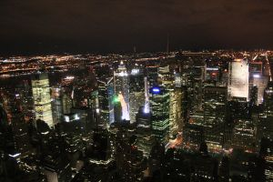 Empire State Building View by LauraMoncur