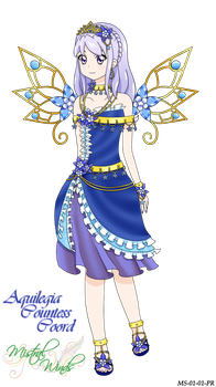 [MRA] [B/M] Minami - Aquilegia Countess Coord by Shini-Illumi