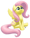 Fluttershy by BananimationOfficial