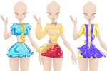 ADOPTABLES WINX by caboulla