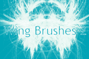 Wings Brushes 2 - resubmitted by seandreea