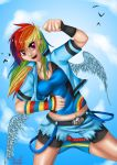 Rainbow Dash - Nothing can stop me by firstsky