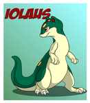 The Red Barn: Iolaus the Charlava ref by Cattensu